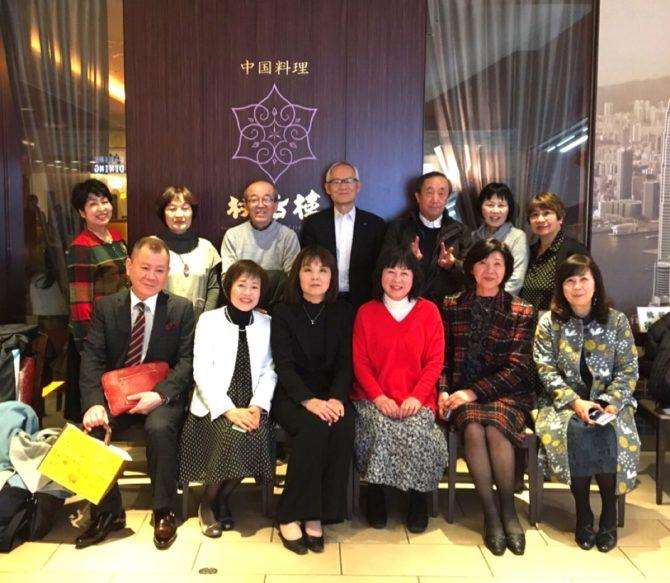 関西支部「12回生 還暦同窓会」開催